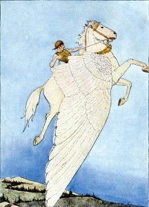 The-Winged-Horse